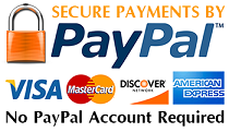 Paypal - No Credit Card Required
